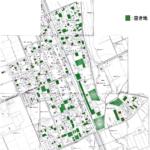 旭川市西神楽地区 空き地図